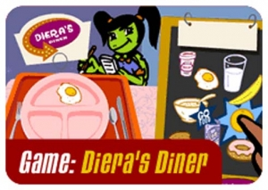 dieras diner screen